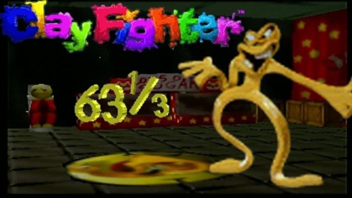 RetroArkade - ClayFighter, o game de luta paródia com lutadores de argila