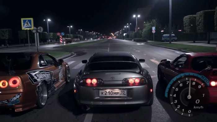 Russos trazem a velocidade de Need for Speed para o mundo real em vídeo insano!