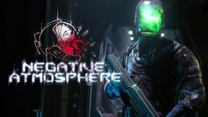 Negative Atmosphere: conheça o sinistro game de terror espacial inspirado em Dead Space