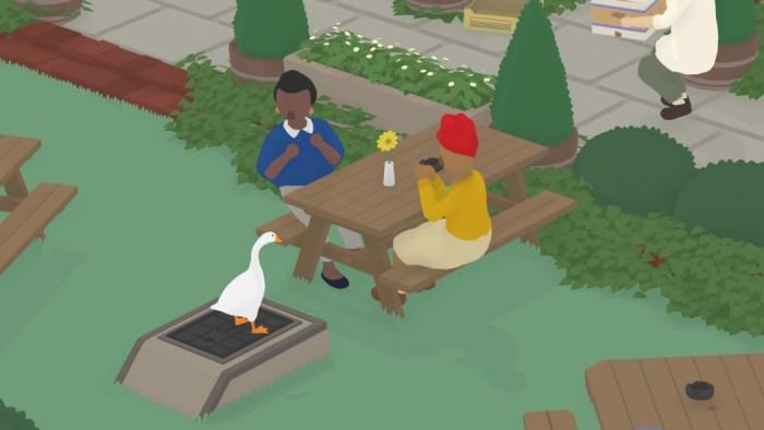 """Análise Arkade: Untitled Goose Game, mais conhecido como o """"Jogo do Ganso"""""""