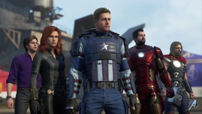 BGS 2019: Jogamos a demo de Marvel's Avenger para Playstation 4