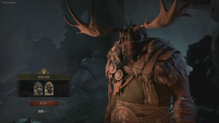 Agora é hora de conferir 20 minutos de gameplay do Druida em Diablo IV