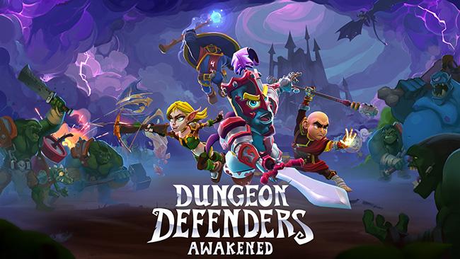 Dungeon Defenders está de volta, e a fase beta de testes já vai começar