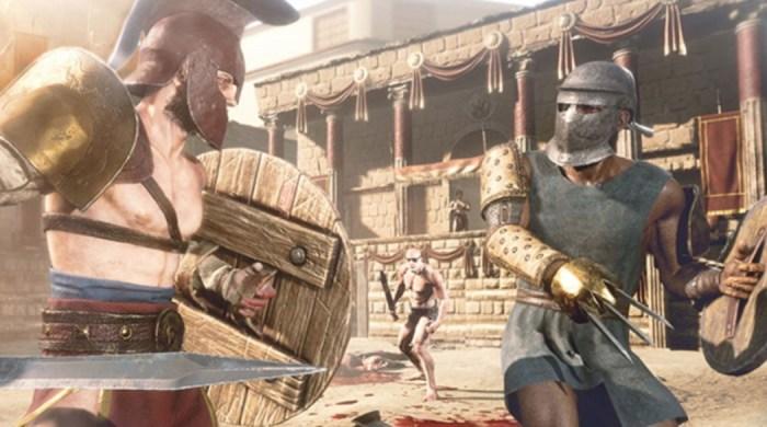 """Gladiux: jogo de combate no tempo dos gladiadores sofre com trailer """"mal feito"""""""