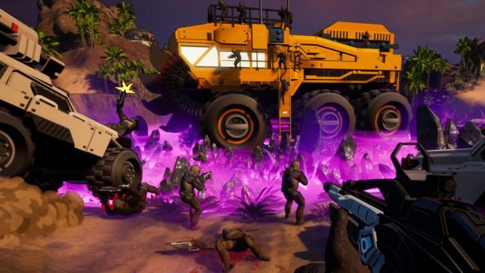 Vem aí Earthbrakers, um game que mistura FPS e RTS numa coisa só