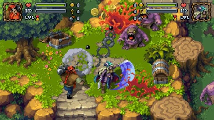 Conheça Battle Axe, um belíssimo game que lançou sua campanha no Kickstarter