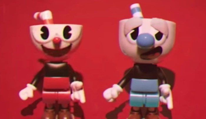 Fãs de Cuphead criam belo vídeo em stop motion baseado no game