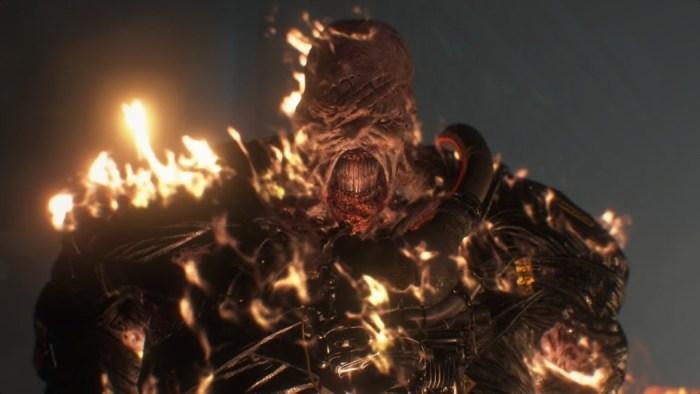 É hora de finalmente vermos Nemesis em ação no Remake de Resident Evil 3