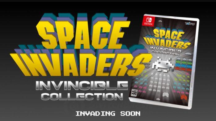 Space Invaders: clássico dos videogames vai receber mega coletânea no Switch