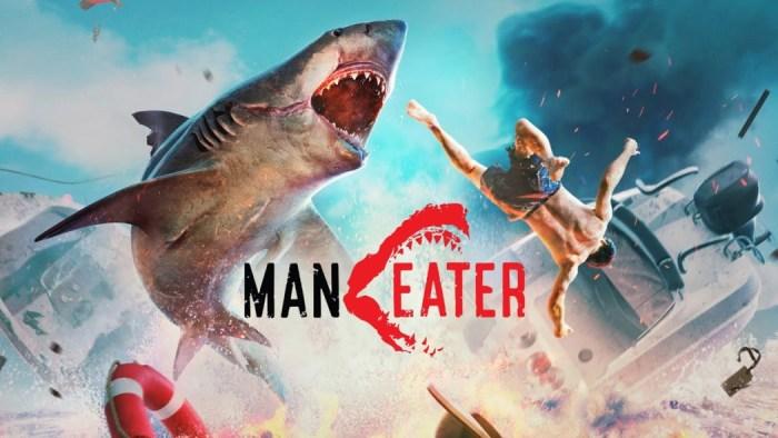 Assista agora a 15 minutos de gameplay sangrento de Maneater