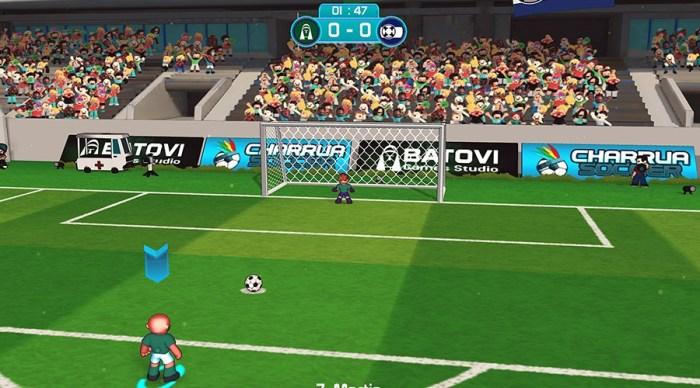 Análise Arkade: Charrua Soccer e a volta do futebol divertido em 8-bits