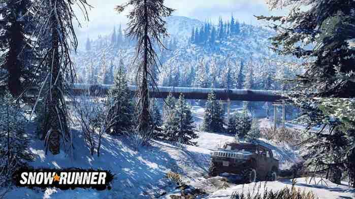 SnowRunner: sequência do elogiado MudRunner chega em abril, confira o trailer