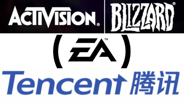 As maiores produtoras de games do mundo