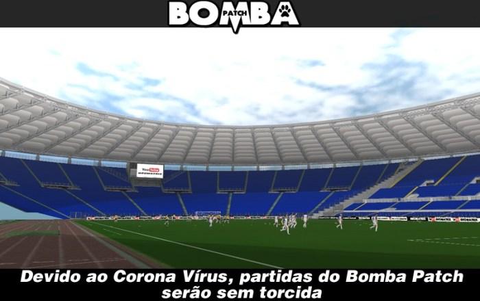 """Bomba Patch tira a torcida em nova atualização """"por causa do coronavírus"""""""