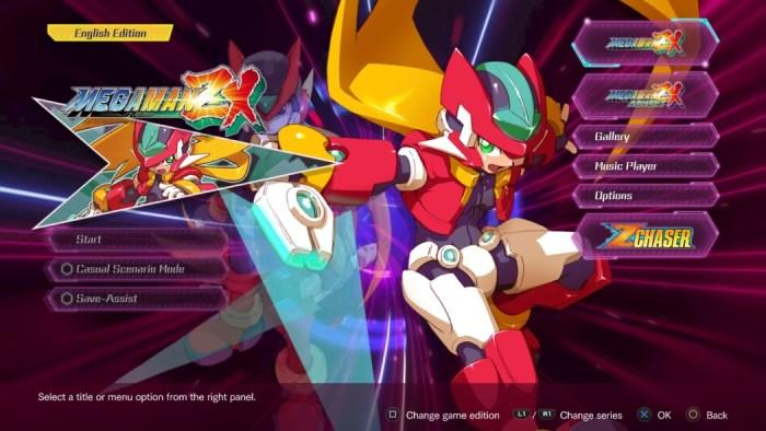Análise Arkade: Muita nostalgia em Mega Man Zero/ZX Legacy Collection