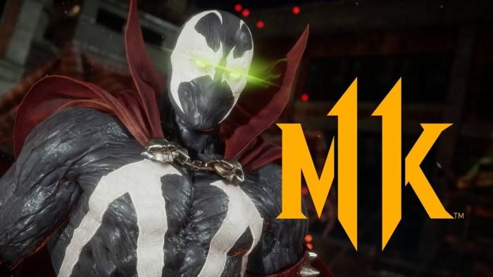Enfim chegou a hora de vermos Spawn em ação em Mortal Kombat 11