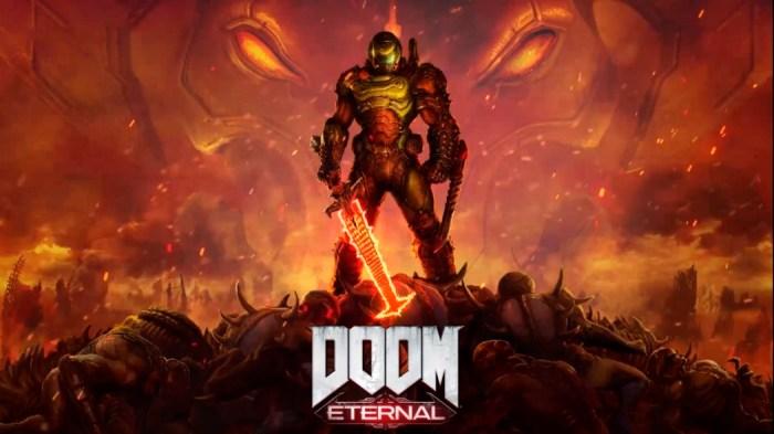 Prepare-se para o lançamento de Doom Eternal com um trailer violento!