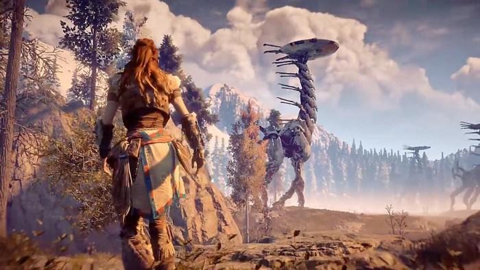 Horizon Zero Dawn é confirmado para PC e chega este ano à Steam