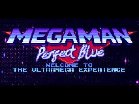 Conheça Mega Man Perfect Blue, um game fan-made gratuito cheio de potencial
