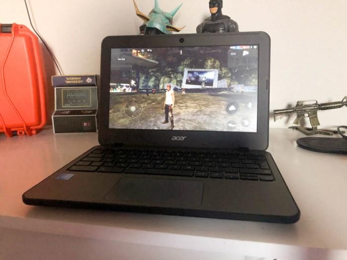 Um Chromebook roda games? Quais? Testamos o C731-C9DA da Acer