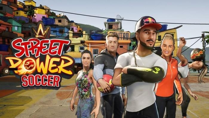 """Street Power Soccer: vem aí um novo jogo de """"futebol de rua"""" freestyle, veja o trailer"""