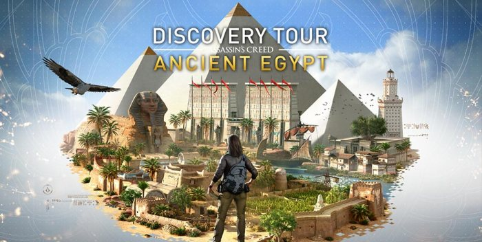 Assassin's Creed Discovery Tour agora será gratuito nos PCs
