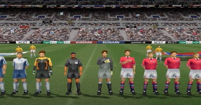 RetroArkade - O bom e velho futebol de Winning Eleven 4