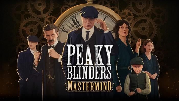 Jogo dos Peaky Blinders ganha novo trailer e data de lançamento