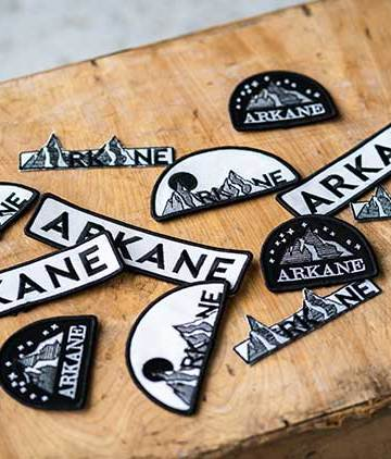 Arkane Apparel Merchandise