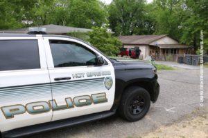 K-9 Team Tracks Fleeing Suspect To Storage Shed; Arrest - HOT SPRINGS - Arkansas 911 News