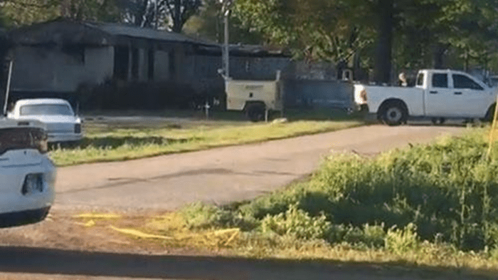 Police investigating homicide after pregnant woman, 5-year-old killed in mobile home fire