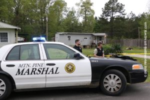 Woman Stabs Man In Neck Inside Home; Felony Arrest - MOUNTAIN PINE - Arkansas 911 News