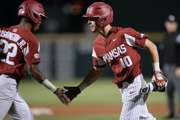 Razorbacks obliterate deficit vs. Tigers again