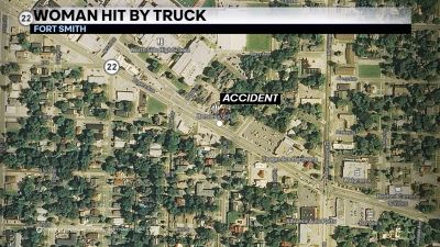 Police Investigating After Pedestrian Is Hit By Pickup In Fort Smith