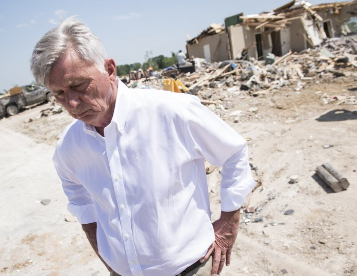 Beebe Documentary Debuts, Depicts Rise From Tar Paper Shack To Governor