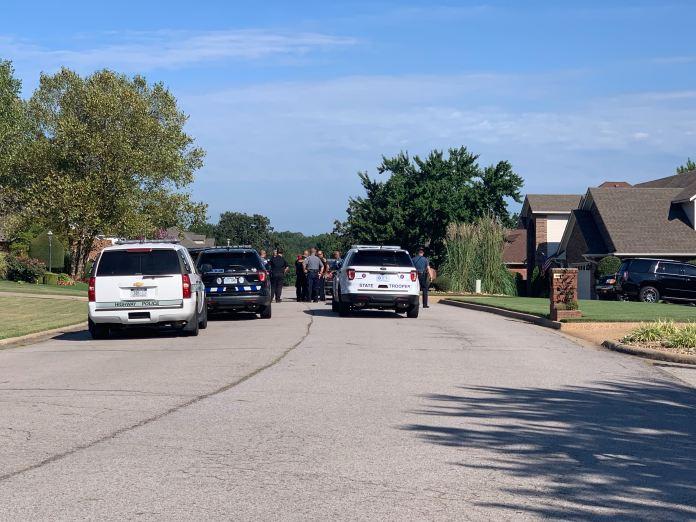 Police Chase Ends In Van Buren; Suspect Captured After Fleeing On Foot