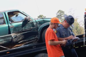 Rollover Crash On Hwy. 7N At Strawberry Shortcut – GARLAND COUNTY