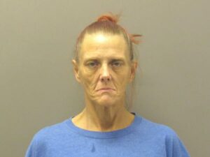 Tail Light Allegedly Out…Meth Bust; Felony Arrest – HOT SPRINGS