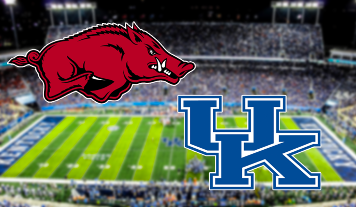 Razorbacks Lose At Kentucky After Leading In 4th Quarter