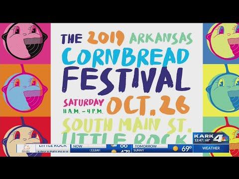 VIDEO: Arkansas Cornbread Festival