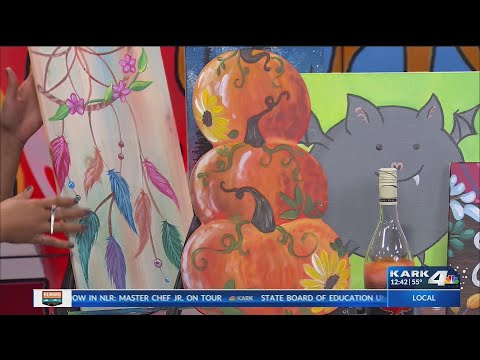 VIDEO: Fall events with Painting with a Twist
