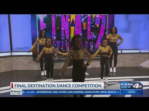VIDEO: Final Destination 2 Dance Competition