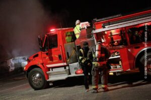 Suspicious 3AM Fire At Body Shop – GARLAND COUNTY