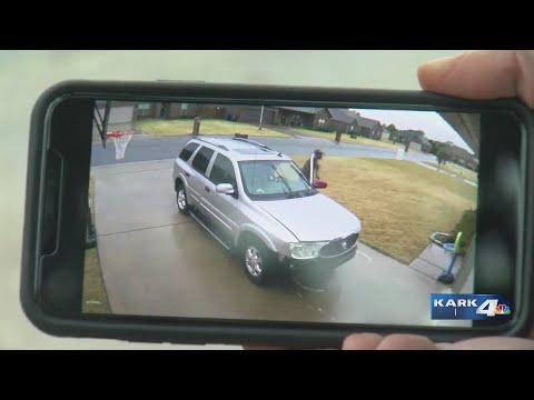 VIDEO: Conway Break Ins