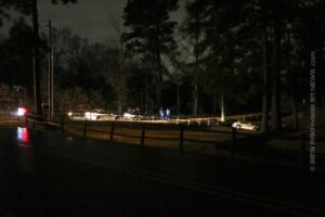 Car Crashes Into HSCC Golf Course – HOT SPRINGS