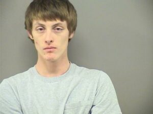 Another Parolee Allegedly With Meth?  No Way; Felony Arrest – HOT SPRINGS