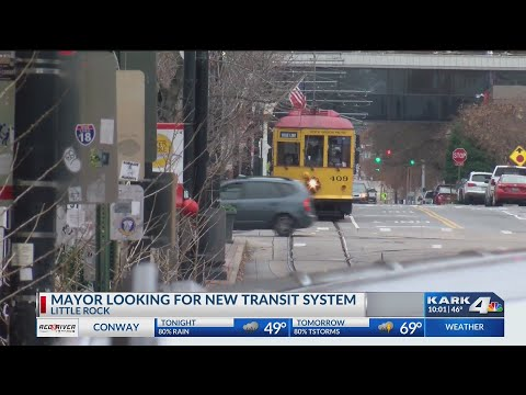 VIDEO: Mayor Frank Scott Jr. has his sights set on the next fastest mode of transportation