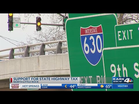 VIDEO: North Little Rock highway funding