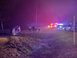 Fatal Ejection Rollover Crash On Hwy. 290 – GARLAND COUNTY