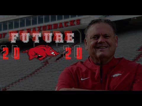 VIDEO: Arkansas 2020 Football Recruiting Class So Far